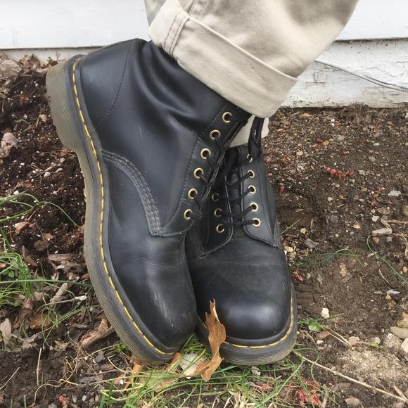 vegan doc martin boots